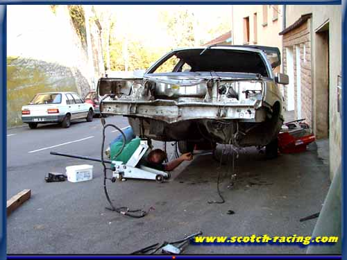 R11 maxi for Garage recuperer voiture